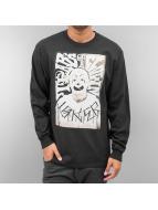 Joker Pitkähihaiset paidat Vintage musta