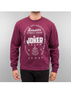 Joker Pullover Scandalos red