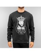 Joker Pullover King schwarz