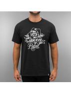 Rose T-Shirt Black...
