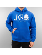 Joker Sweat à capuche JKR bleu
