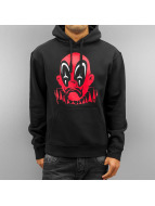 Joker Sweat à capuche Deadpool Clown noir