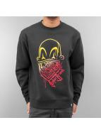 Joker Swetry Clown Brand czarny