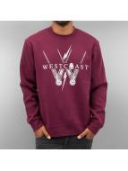 Joker Swetry Westcoast czerwony
