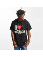 Joker T-paidat Hood Love musta