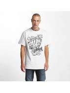 Joker T-Shirt Drama blanc