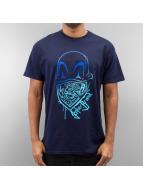 Joker t-shirt Clown Brand blauw