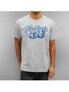 Joker T-Shirt Dice gray