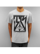 Joker T-Shirt JB Eye gray