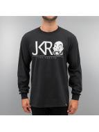 Joker T-Shirt manches longues JKR noir
