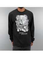 Joker T-Shirt manches longues X Rumble noir