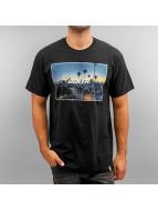 Joker T-Shirt LA noir