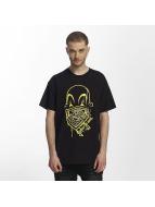 Joker T-Shirt Clown Brand noir