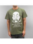 Joker t-shirt Lifestyle olijfgroen