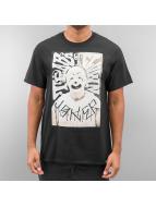 Joker T-Shirt Vintage schwarz