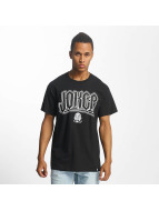 Joker T-Shirt Jokes schwarz