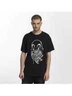 Joker T-Shirt Clown Brand schwarz