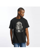 Joker T-shirt Basic Clown svart