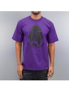 Joker T-Shirt Exclusiv violet