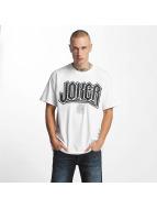 Joker T-Shirt Jokes weiß