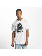 Joker T-Shirt Clown weiß