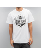 Joker T-Shirt LA CA white