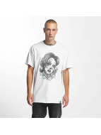 Joker T-Shirt Money Girl white