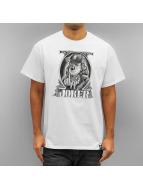 Joker t-shirt Ben Baller wit