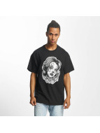 Joker t-shirt Money Girl zwart