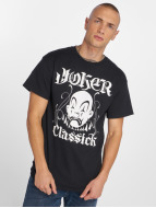 Joker T-shirtar Classick Clown svart