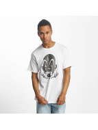 Joker T-Shirty Basic Clown bialy