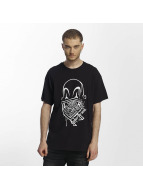 Joker T-Shirty Clown Brand czarny