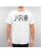 Joker T-skjorter JRK hvit