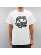 Joker T-skjorter 69 Brand hvit