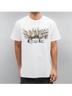 Joker T-skjorter Westcoast hvit