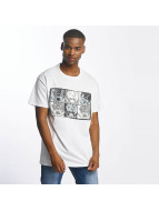 Joker T-skjorter Mosaic hvit