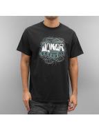 Joker T-skjorter 69 Brand svart