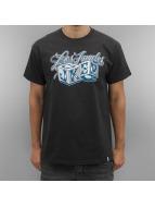 Joker T-skjorter Dice svart