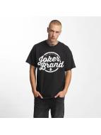 Joker T-skjorter Batter Up svart