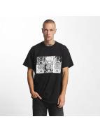Joker T-skjorter Mosaic svart