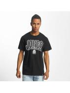 Joker T-skjorter Jokes svart