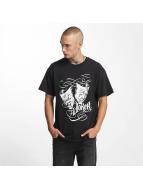 Joker T-skjorter Drama svart