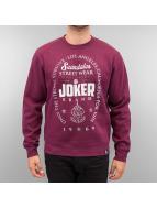 Joker trui Scandalos rood