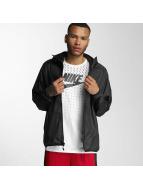 Jordan Демисезонная куртка Wings черный