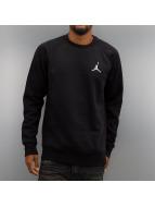 Jordan Пуловер Flight Crew черный