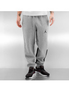 Jordan Спортивные брюки Jumpman Brushed With Cuff серый