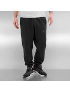 Jordan Спортивные брюки Jumpman Brushed With Cuff черный