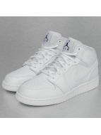 Jordan Baskets Air Jordan 1 Mid blanc