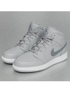 Jordan Baskets Air Jordan 1 Mid gris