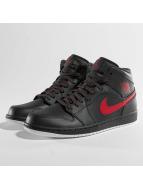 Jordan Baskets 1 Mid gris